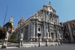 卡塔尼亚意大利 免版税库存图片