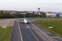 卡塔尼亚机场 免版税库存照片
