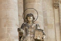 卡塔尼亚西西里岛雕塑和建筑学  免版税库存图片
