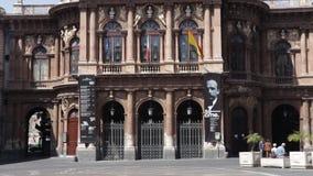 卡塔尼亚, Teatro马西莫Bellini 股票录像