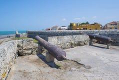 卡塔赫钠哥伦比亚 免版税库存照片