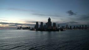 卡塔赫钠-哥伦比亚Skyscapers 影视素材