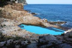 卡塔龙尼亚,西班牙自然和风景 欧洲旅行 旅行癖 免版税库存照片