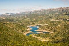 卡塔龙尼亚,西班牙 免版税库存图片