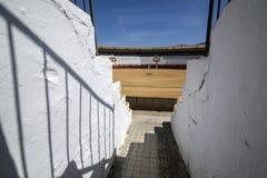 卡夫拉,科多巴斗牛场省,西班牙 免版税库存照片