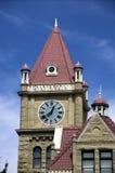 卡尔加里市政厅 库存照片
