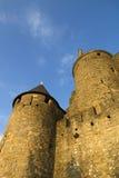 筑堡垒于的墙壁 免版税库存图片