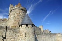 卡尔卡松,法国 免版税库存图片