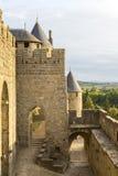 卡尔卡松,法国- 6 免版税库存图片