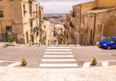 卡尔塔吉龙-西西里岛 免版税库存图片