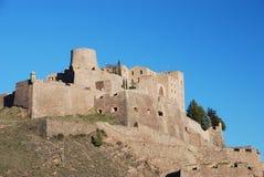 卡尔多纳城堡  库存图片