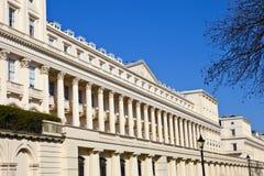 卡尔顿议院大阳台在伦敦 免版税图库摄影