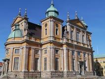 卡尔马在瑞典 免版税库存图片