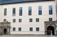 卡尔马城堡 免版税图库摄影
