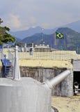 卡希亚斯公爵城堡垒在里约热内卢 免版税库存图片