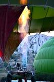 卡帕多细亚热空气轻快优雅 库存照片