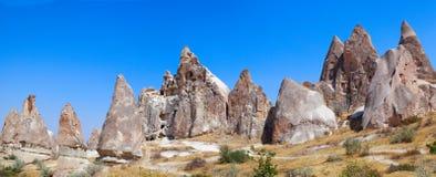 卡帕多细亚,土耳其 免版税库存照片