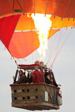 卡帕多细亚-气球 免版税库存照片