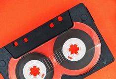 卡式磁带协定 免版税图库摄影