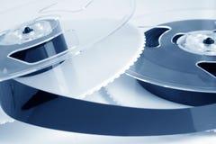 卡式磁带开放录影 库存照片
