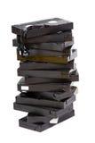 卡式磁带录影 库存照片