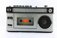 卡式磁带播放机 免版税图库摄影