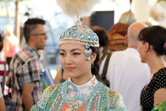 卡扎克斯坦 免版税库存图片