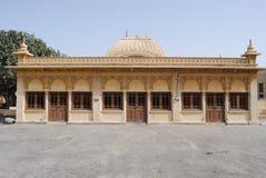 卡拉奇有历史的结构  库存图片