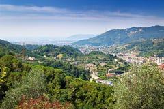 卡拉拉,意大利 免版税库存照片