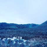 卡拉科尔山 免版税库存照片