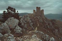 卡拉肖城堡 免版税库存照片