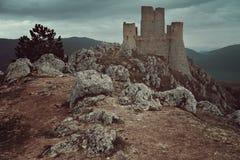 卡拉肖高城堡  库存图片
