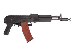 卡拉什尼科夫AK-105 库存图片