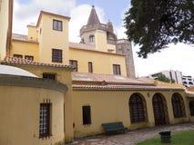 卡斯特罗吉马朗伊什博物馆在卡斯卡伊斯葡萄牙 库存图片