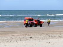 卡斯特里克姆,荷兰- 2017年6月10日:快艇,海浪生活 库存图片