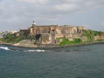 卡斯蒂略圣费利佩del Morro 免版税库存照片
