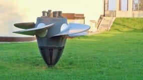 卡普兰涡轮,捷克 免版税图库摄影