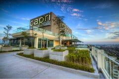 卡普里岛旅馆,马来西亚 库存照片