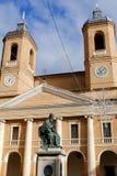卡梅里诺在意大利 免版税库存照片
