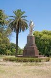 卡洛斯Tejedor的雕象在布宜诺斯艾利斯, A 库存图片