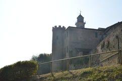 卡洛索堡垒城堡  免版税库存照片