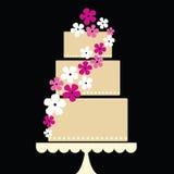 卡片设计婚礼 免版税库存照片