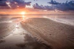 卡特韦克海滩 免版税库存图片