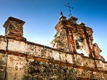 卡皮亚台尔圣克里斯托de la Salud 库存照片