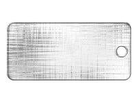 卡箍标记 免版税库存图片