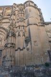 卡约埃尔考斯De La弗隆特里,安达卢西亚西班牙教会  免版税库存图片