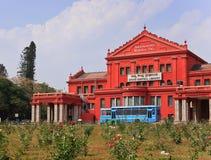 卡纳塔克邦状态中央图书馆 免版税库存图片