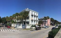 卡罗来纳州南的查尔斯顿 免版税库存图片
