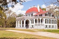 卡罗来纳州南kensington的豪宅 免版税库存图片