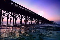 卡罗来纳州岸 库存图片